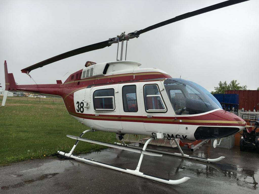 1980 Bell 206L-1 C30P LongRanger - Photo 1