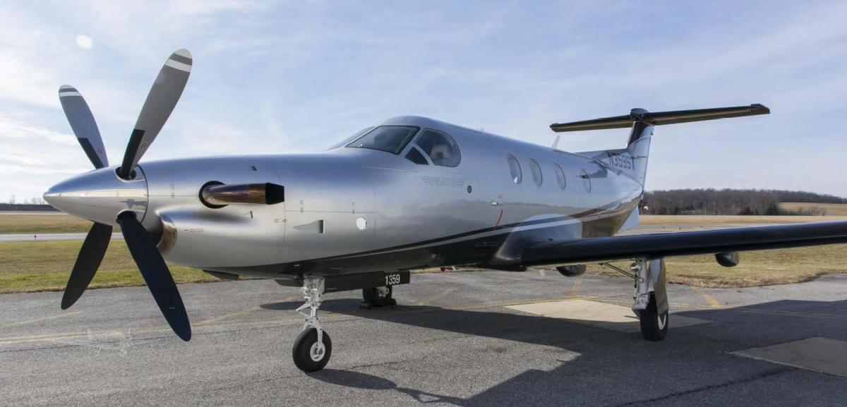 2012 PILATUS PC-12 NG - Photo 1