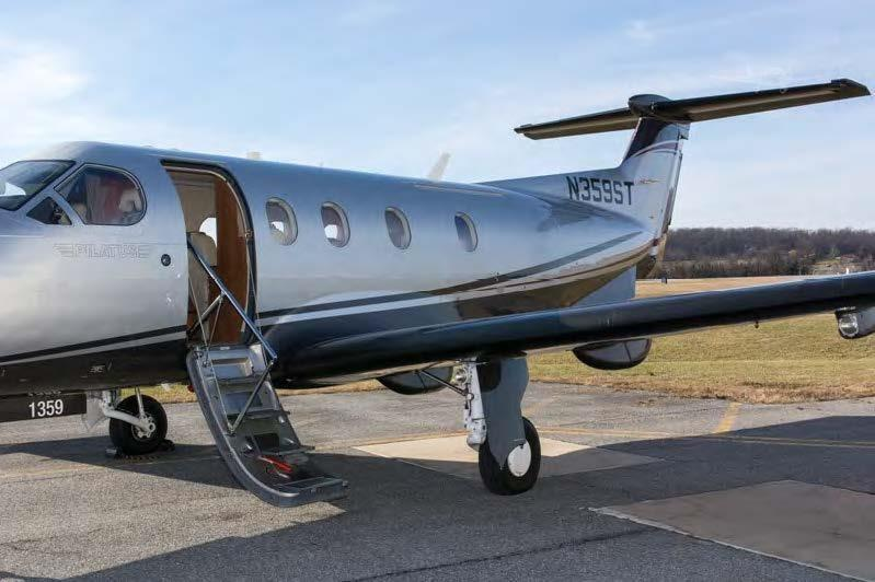 2012 PILATUS PC-12 NG Photo 3