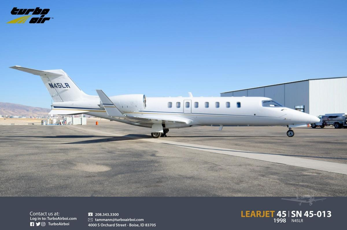 1998 Learjet 45 Photo 4