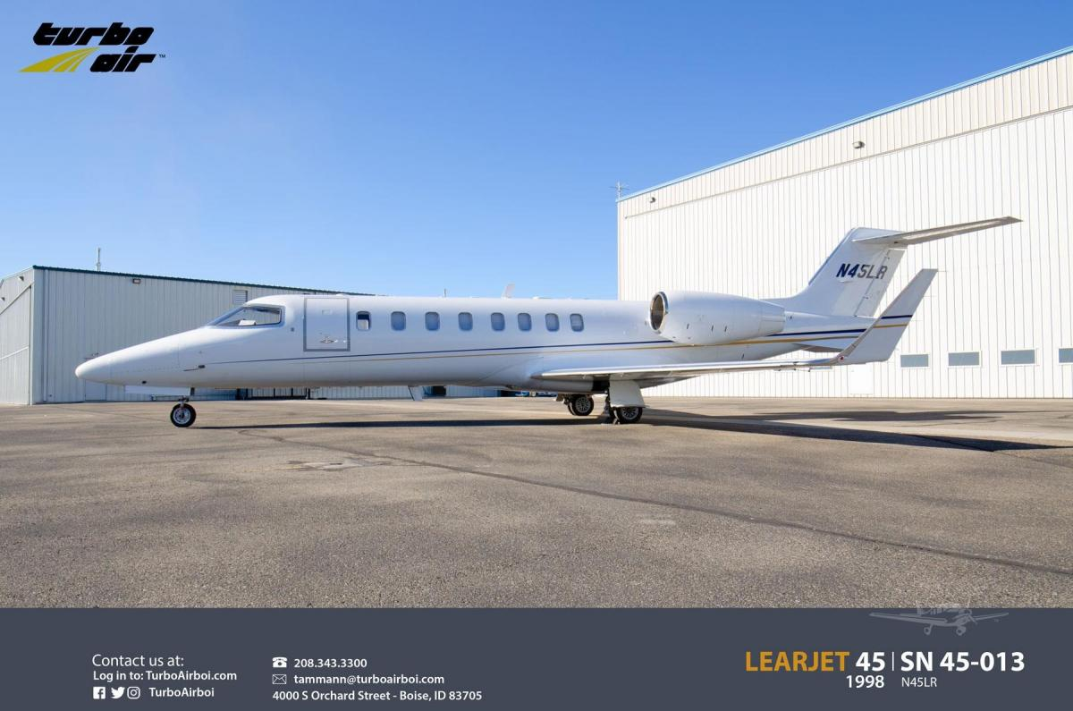 1998 Learjet 45 Photo 5