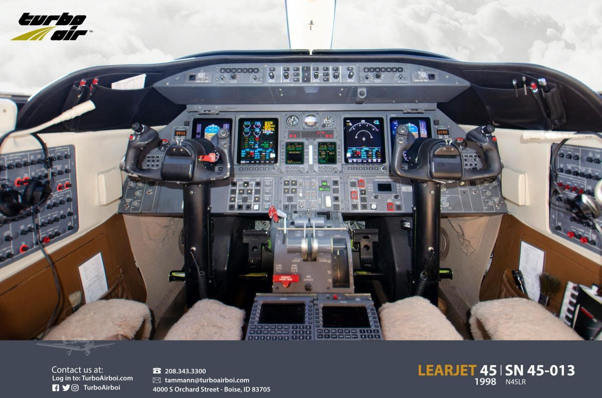 1998 Learjet 45 Photo 7