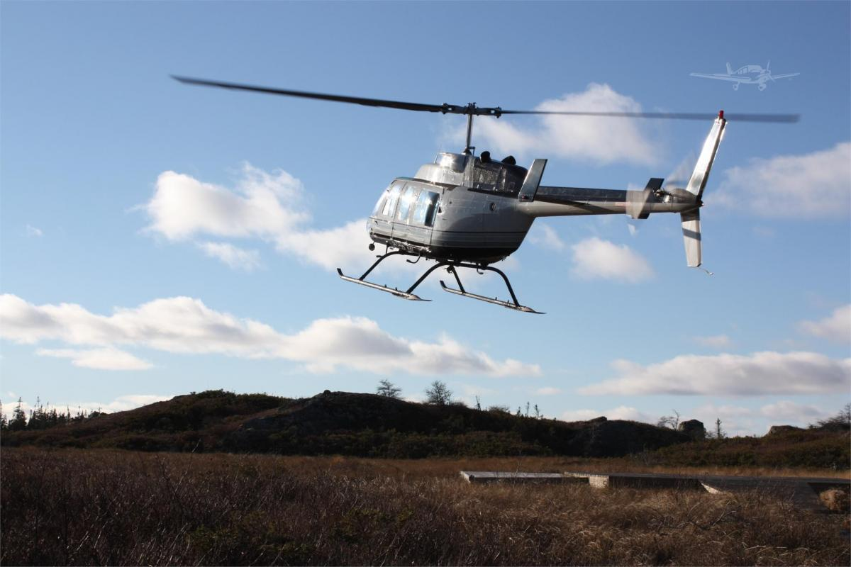 1979 BELL 206L Photo 3