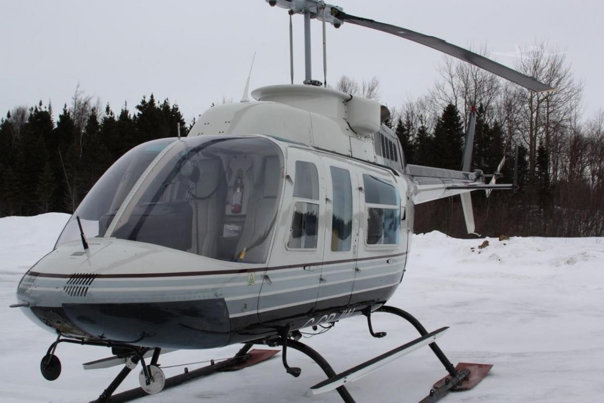 1979 BELL 206L Photo 5