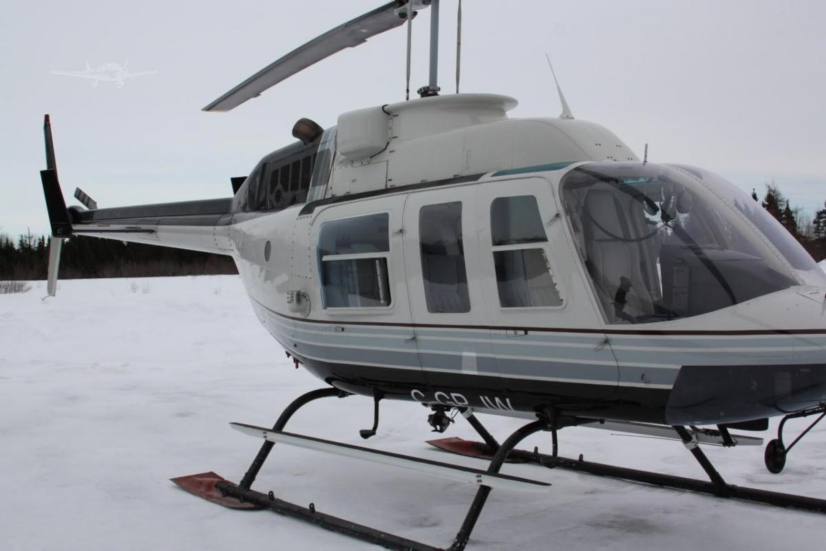1979 BELL 206L Photo 6