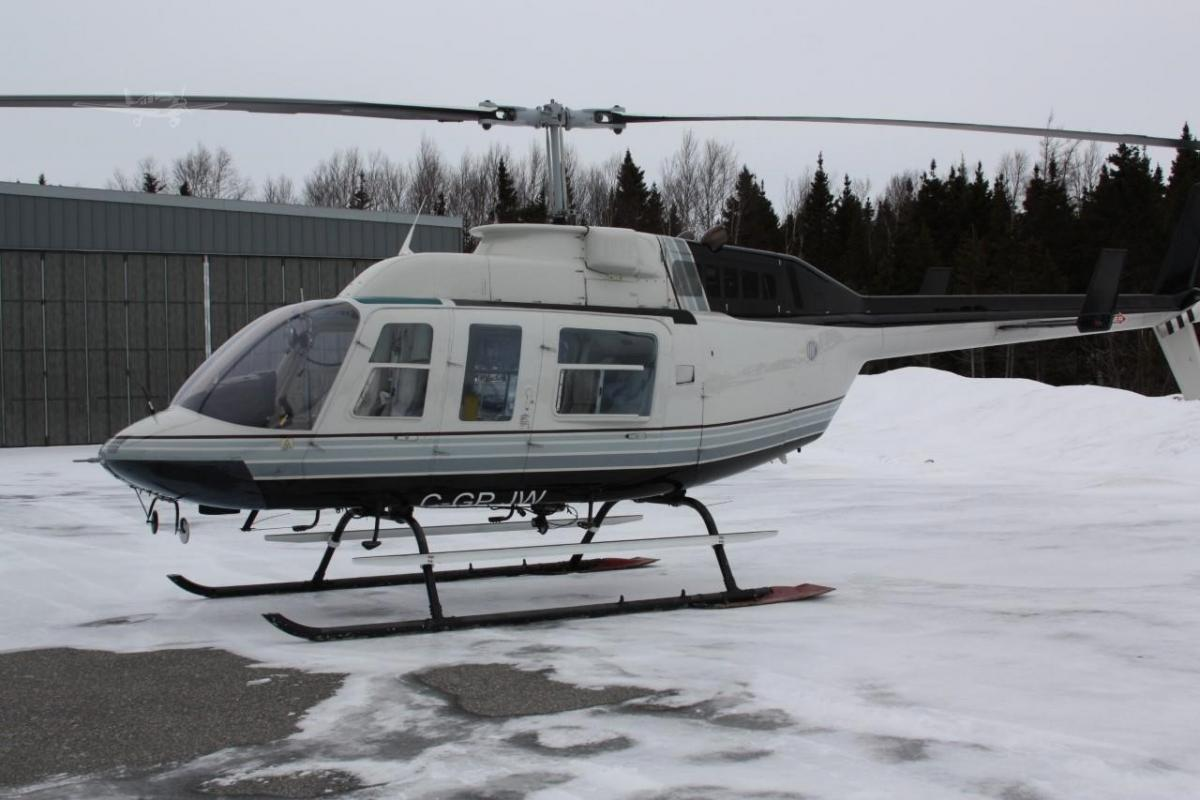 1979 BELL 206L Photo 7