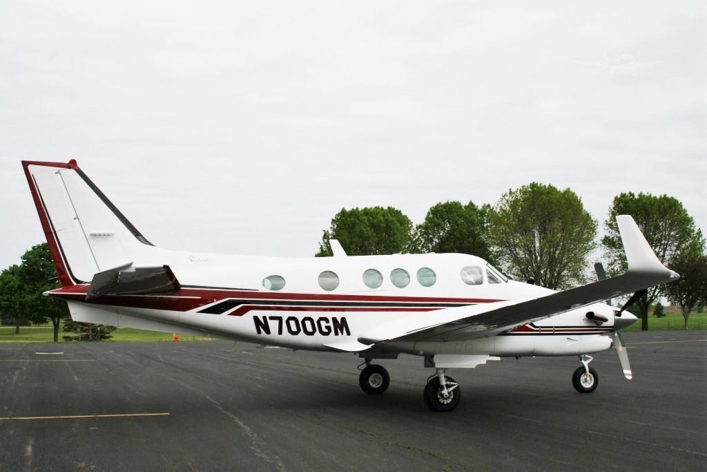 1991 BEECHCRAFT KING AIR C90A Photo 5