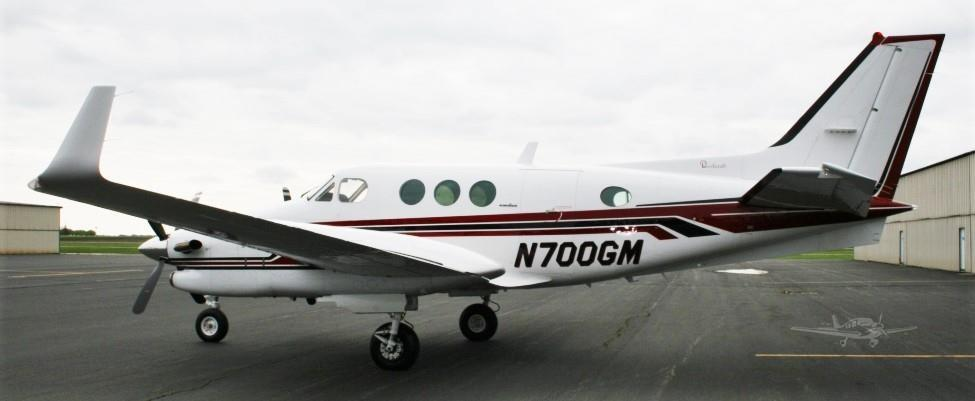 1991 BEECHCRAFT KING AIR C90A Photo 4