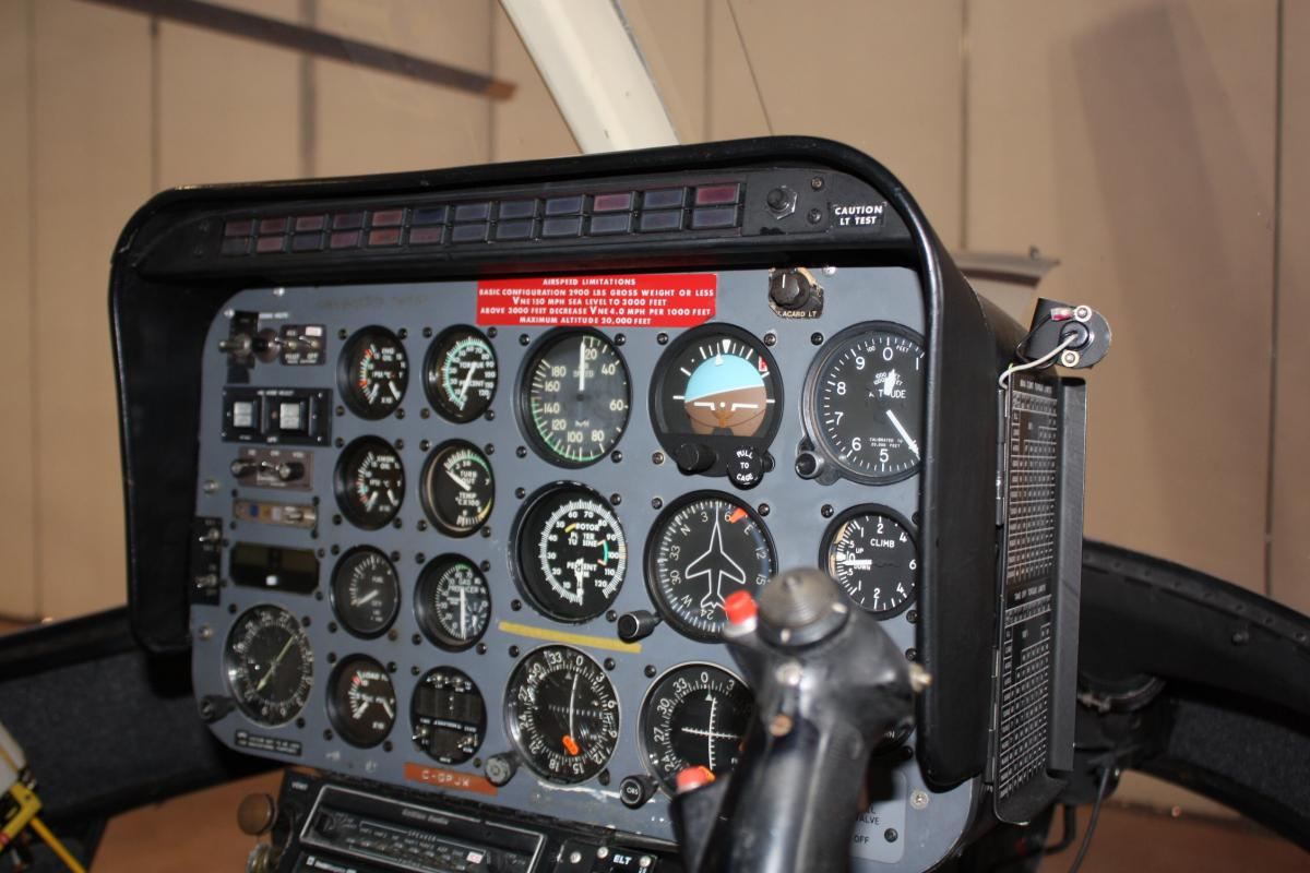 1976 Bell 206L Long Ranger Photo 4