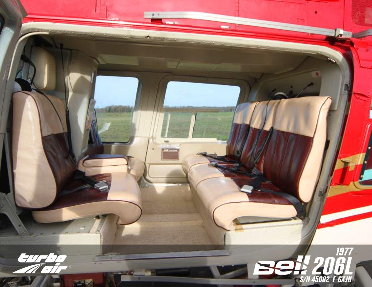 1977 Bell 206L Longranger Photo 4