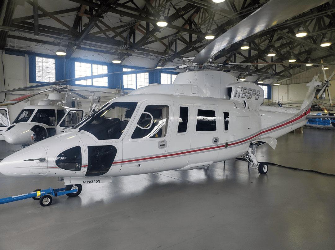 1998 Sikorsky S-76C+ Photo 2