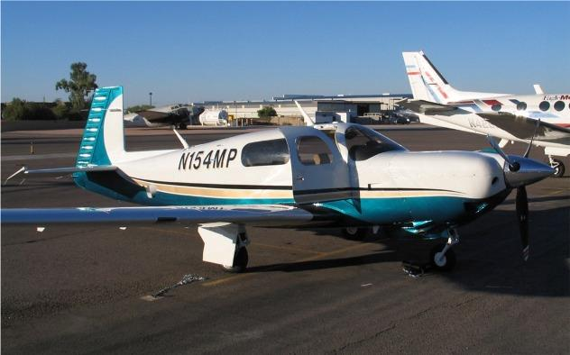 1988 Mooney M20L Liquid Rocket - Photo 1