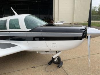 1982 Mooney M20K-231 for sale - AircraftDealer.com