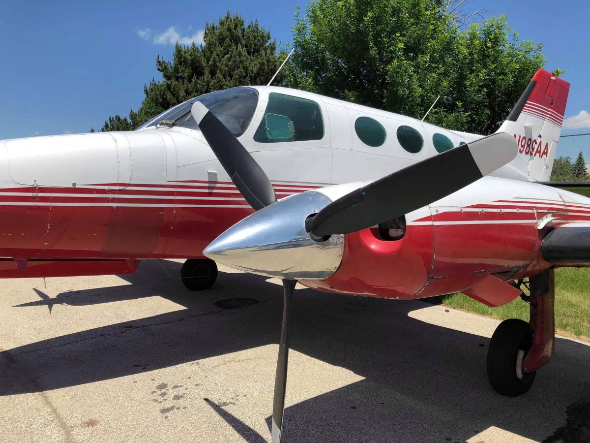 1969 Cessna 401A - Photo 1