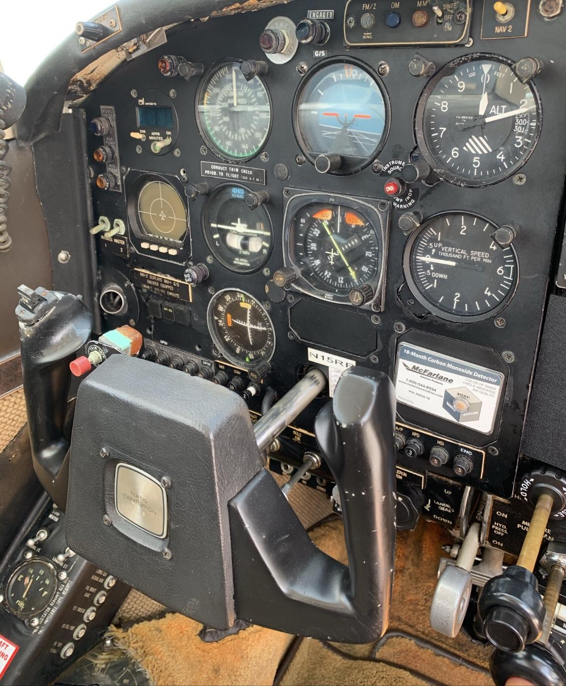 1966 Aero Commander/Meyers 200D Photo 6