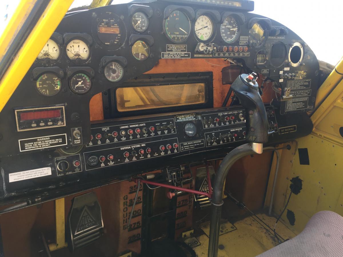 1998 Air Tractor AT-602 Photo 3