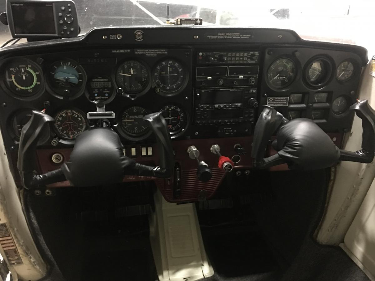 1969 Cessna 150J Photo 4