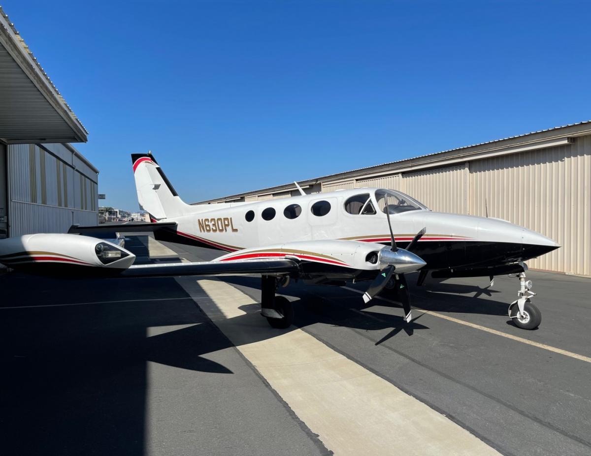 1981 Cessna 340A Photo 2