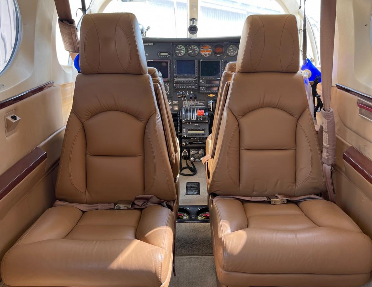1981 Cessna 340A Photo 4