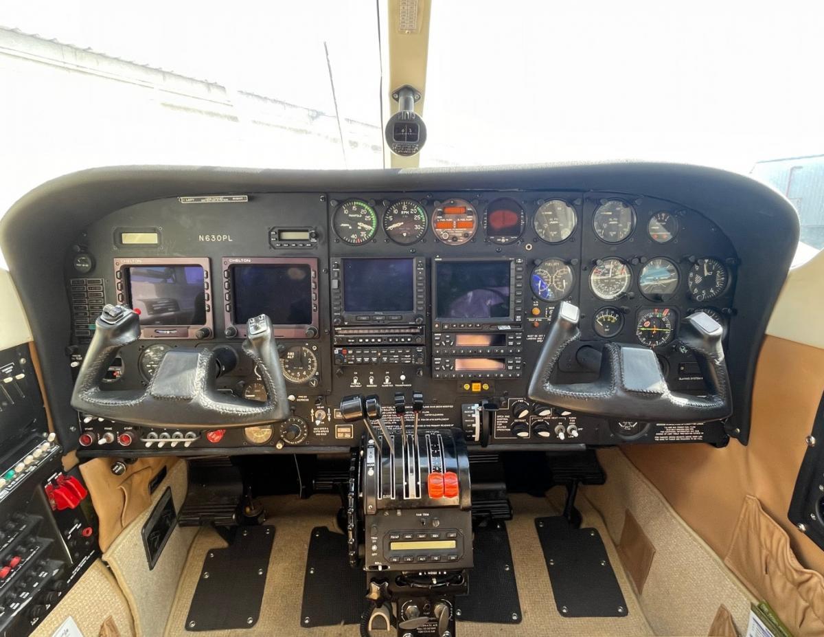 1981 Cessna 340A Photo 6