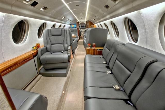 Dassault Falcon 50-4 Photo 7