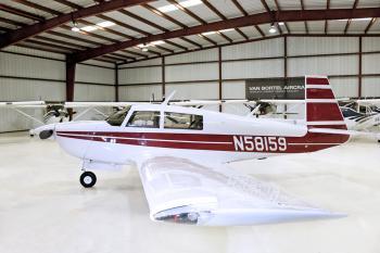 1988 Mooney 201 M20J for sale - AircraftDealer.com