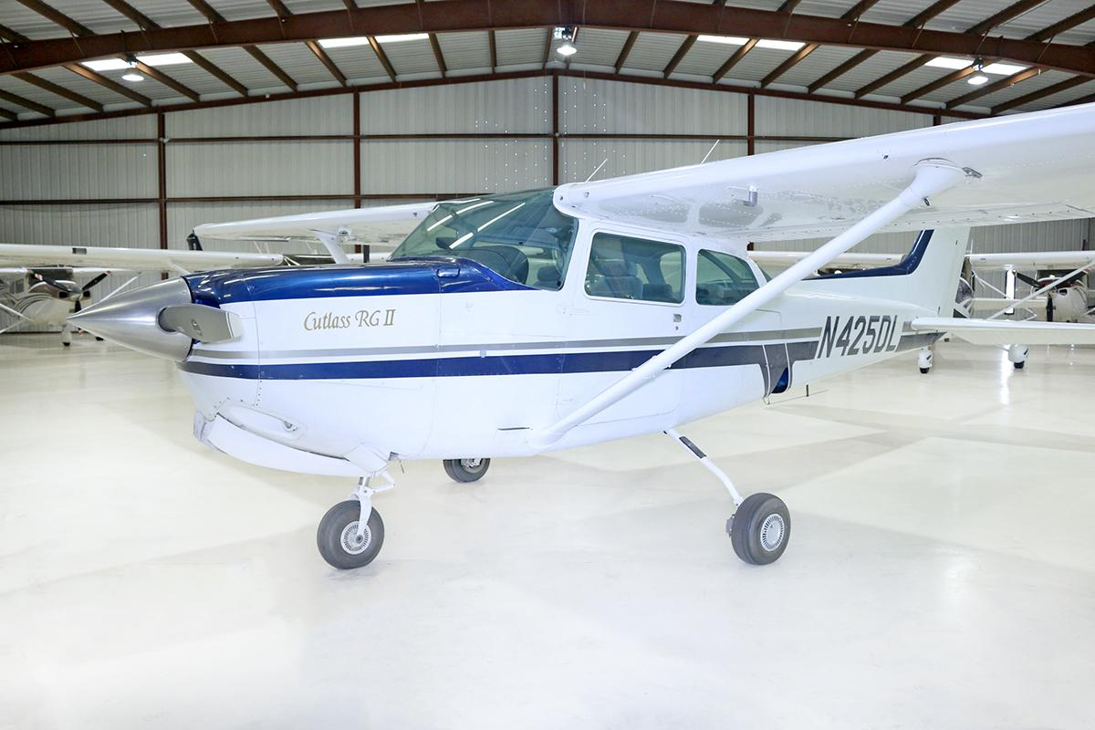 1980 Cessna Cutlass RG 172RG - Photo 1