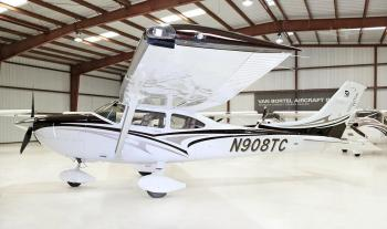 2013 CESSNA TURBO 182T SKYLANE  for sale - AircraftDealer.com