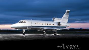2004 Dassault Falcon 900EX EASy for sale - AircraftDealer.com