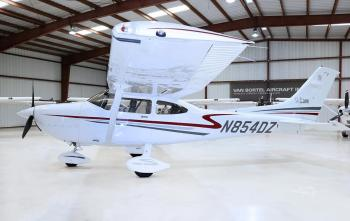 2002 CESSNA TURBO 182T SKYLANE  for sale - AircraftDealer.com