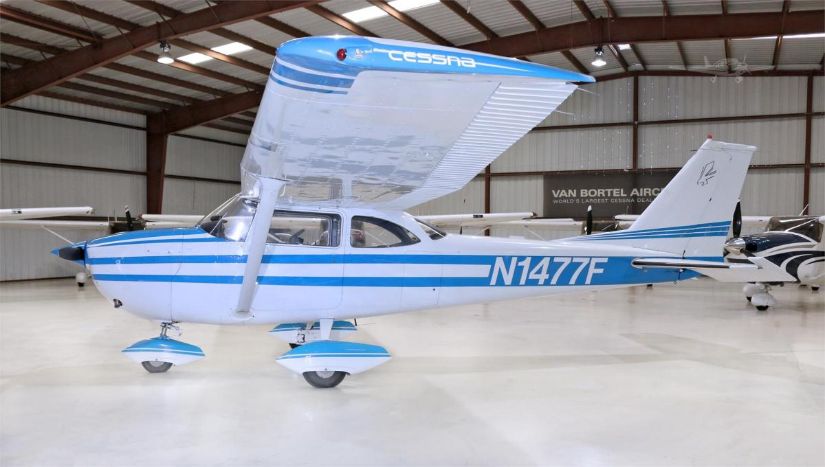 1967 CESSNA 172 SKYHAWK - Photo 1