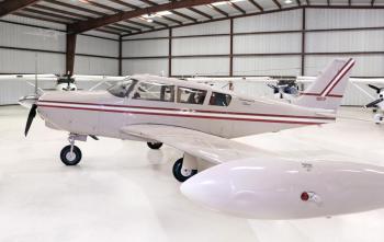 1966 PIPER COMANCHE 260 for sale - AircraftDealer.com