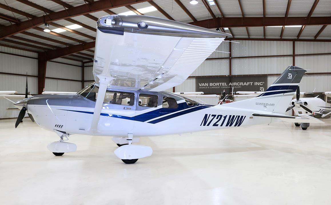 2017 CESSNA TURBO 206H STATIONAIR  - Photo 1