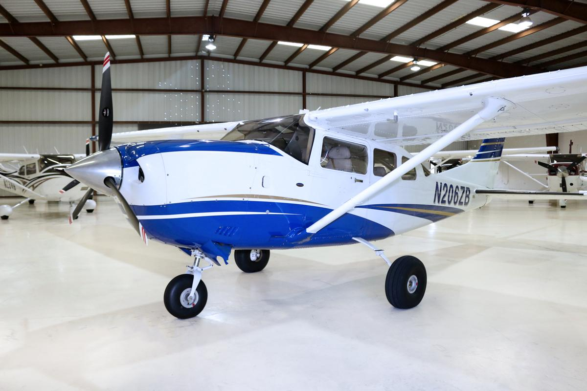 2006 Cessna 206H Stationair  - Photo 1