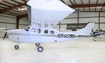 1985 Cessna P210R Pressurized Centurion II - Photo 2