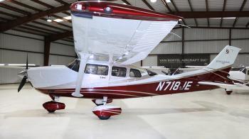 2016 Cessna T206H HD Turbo Stationair for sale - AircraftDealer.com