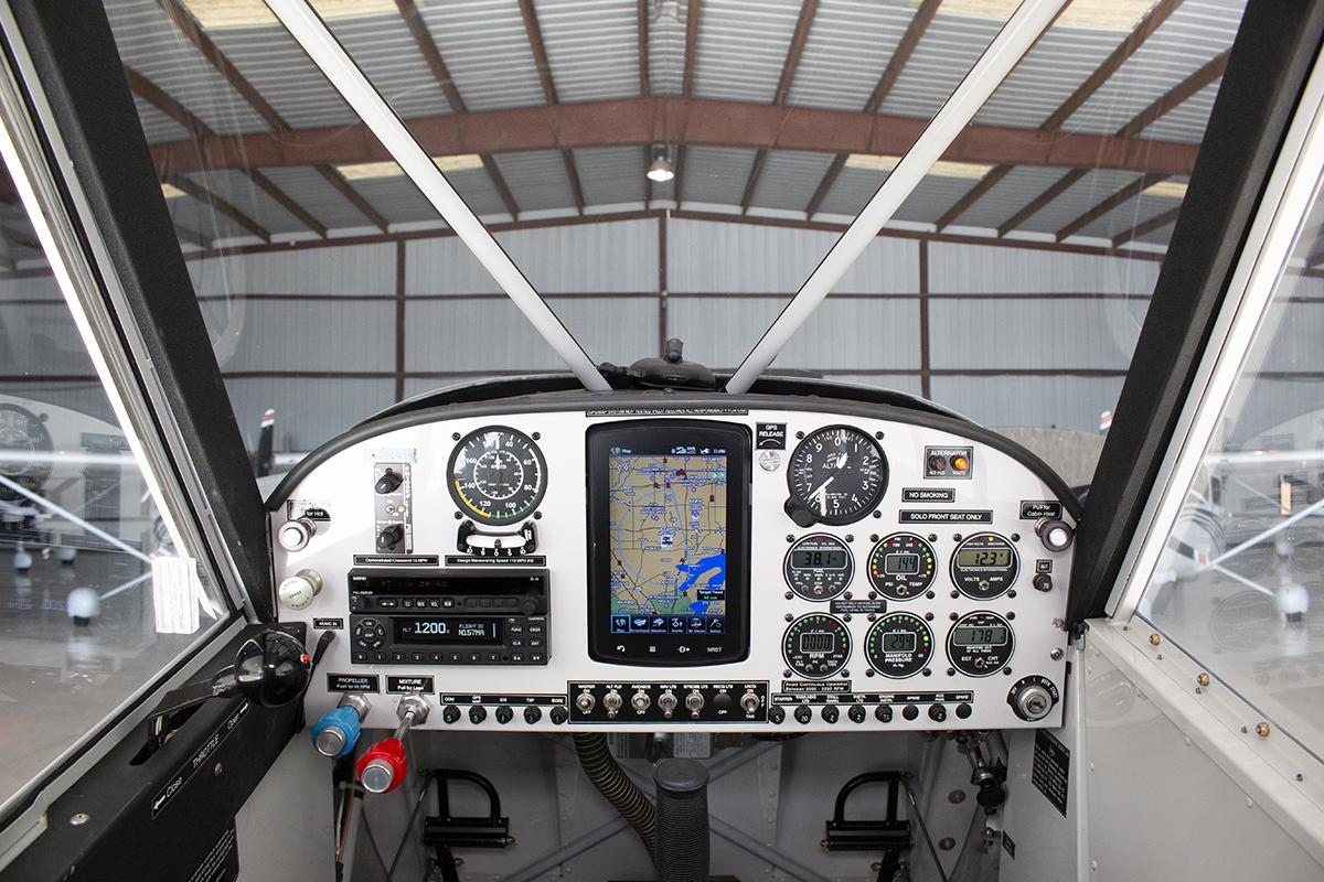 2012 Aviat Husky A-1C-180 Photo 7