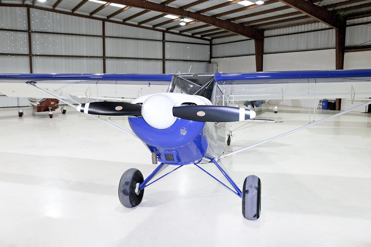 2012 Aviat Husky A-1C-180 Photo 3