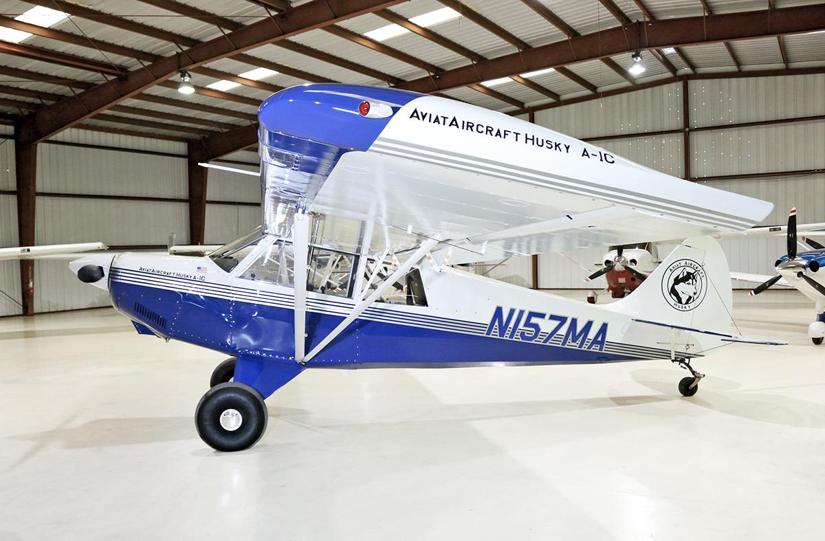 2012 Aviat Husky A-1C-180 Photo 6
