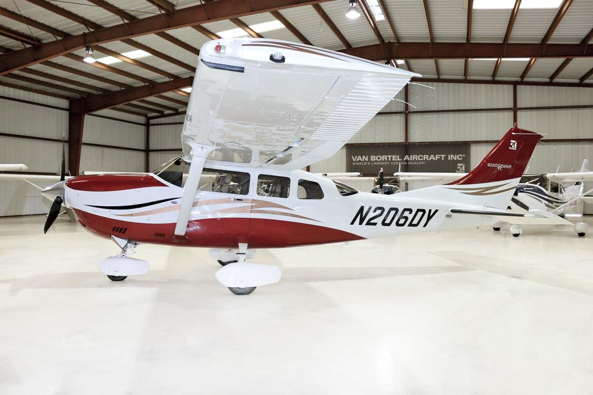 2006 CESSNA TURBO 206H STATIONAIR  - Photo 1