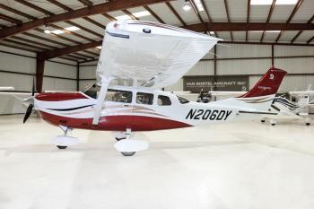 2006 CESSNA TURBO 206H STATIONAIR  for sale - AircraftDealer.com