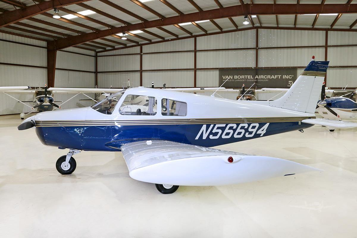 1974 PIPER CHEROKEE 140 - Photo 1