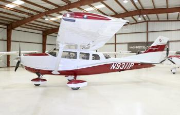 2011 CESSNA TURBO 206H STATIONAIR for sale - AircraftDealer.com