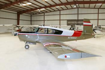 1961 MOONEY M20B  for sale - AircraftDealer.com