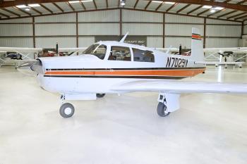 1976 MOONEY M20F EXEC 21 for sale - AircraftDealer.com