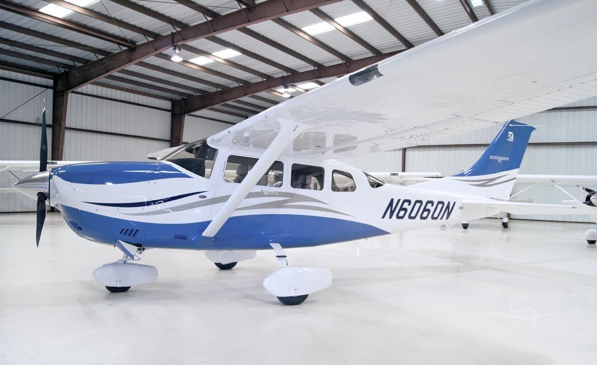2006 CESSNA TURBO 206 STATIONAIR HD Photo 2