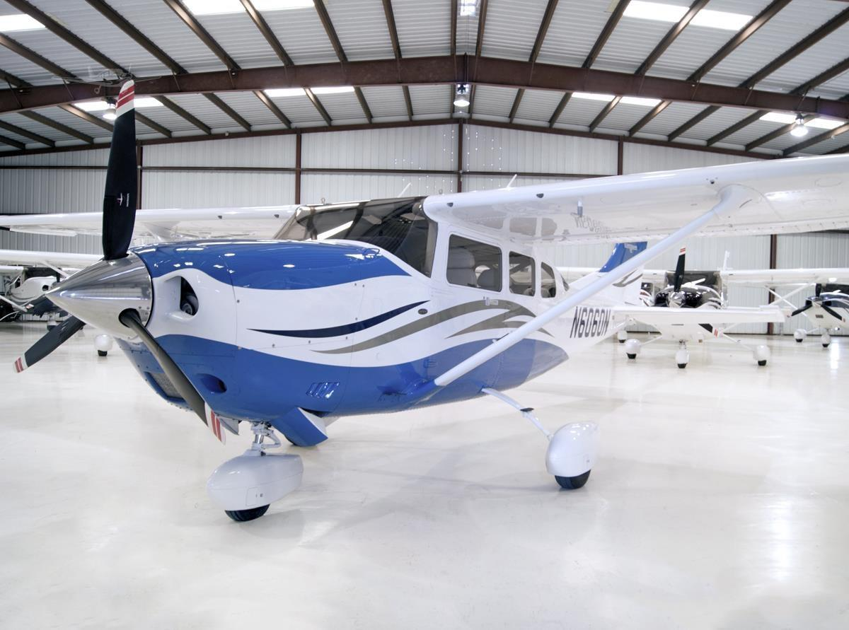 2006 CESSNA TURBO 206 STATIONAIR HD Photo 3