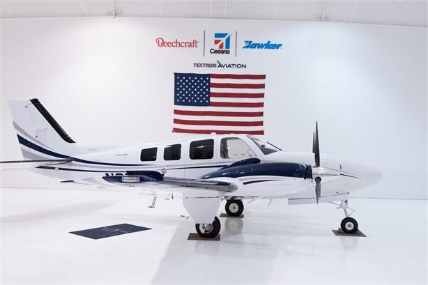 2018 BEECHCRAFT G58 BARON Photo 2
