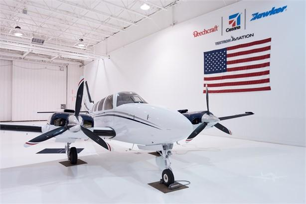 2018 BEECHCRAFT G58 BARON Photo 3