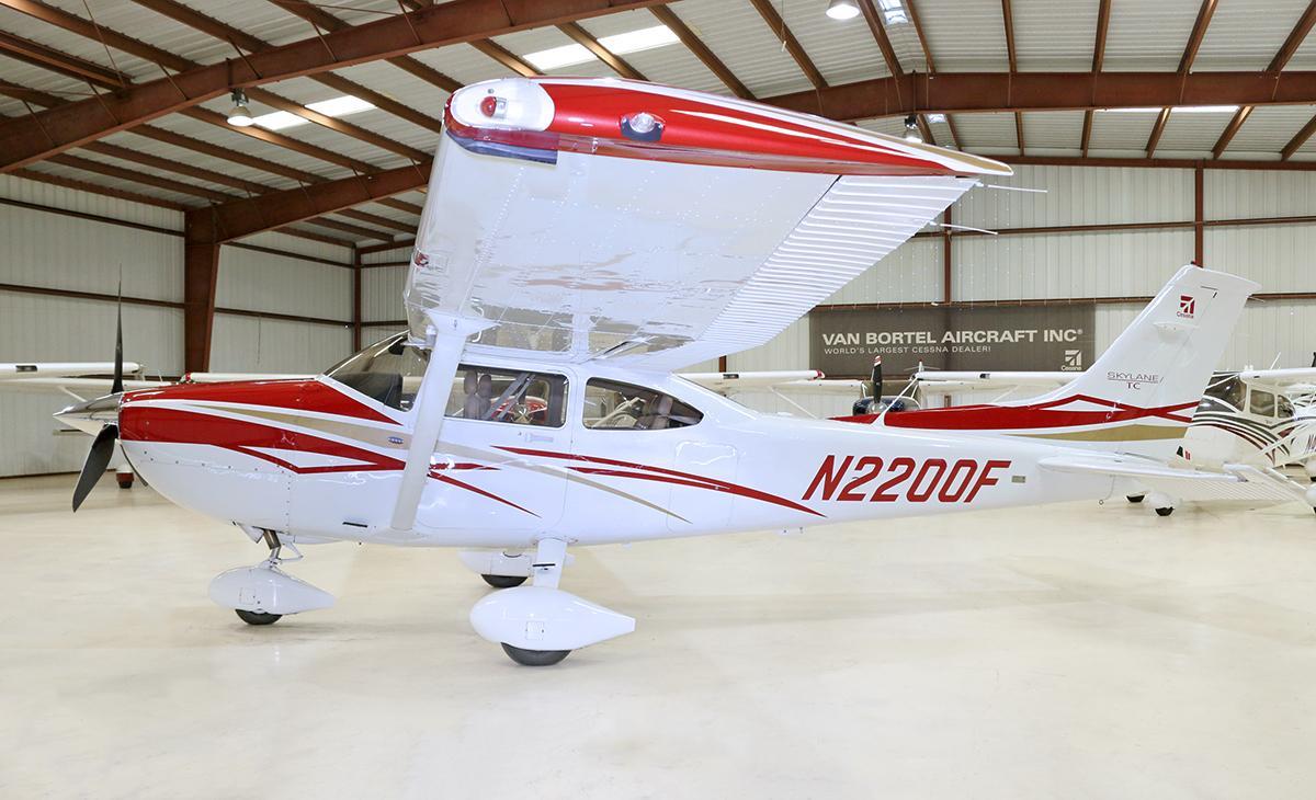 2007 Cessna T182T Turbo Skylane Photo 3